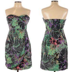 Anthropologie Edme & Esyllte Size 2 Dress Tropical